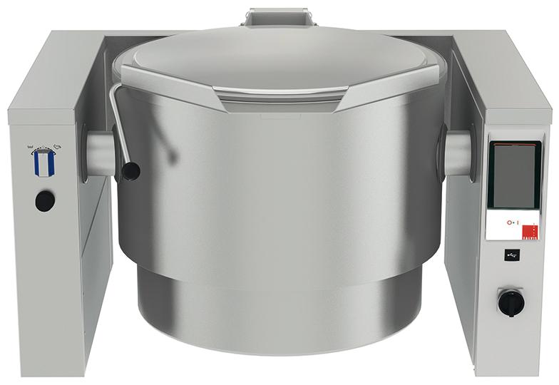 Kochkessel Salvis-Crystal Pro