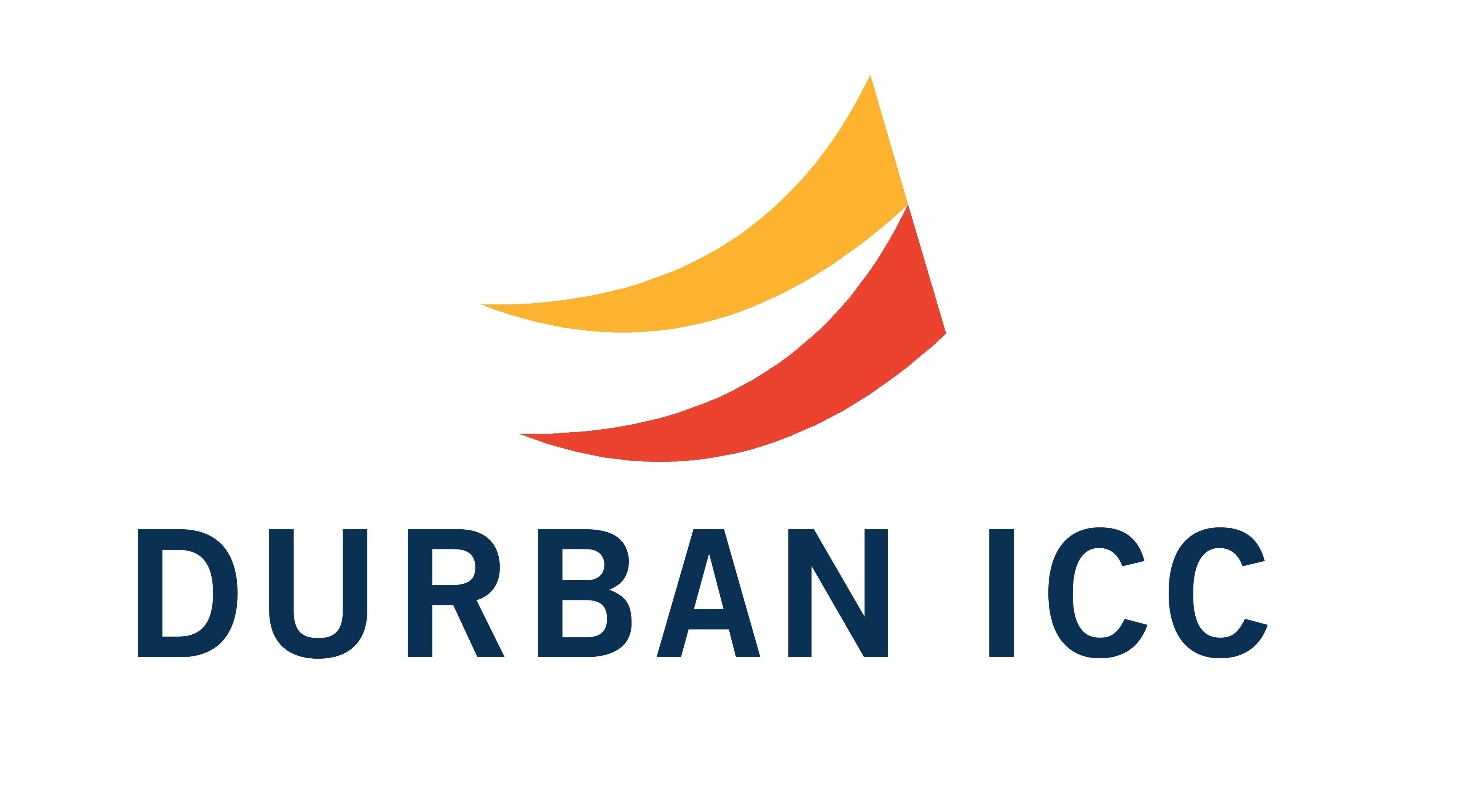 durban icc brand mark and word mark landscape