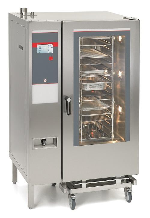Combi-Steamer Salvis CucinaEVO 2011QT/2021QT