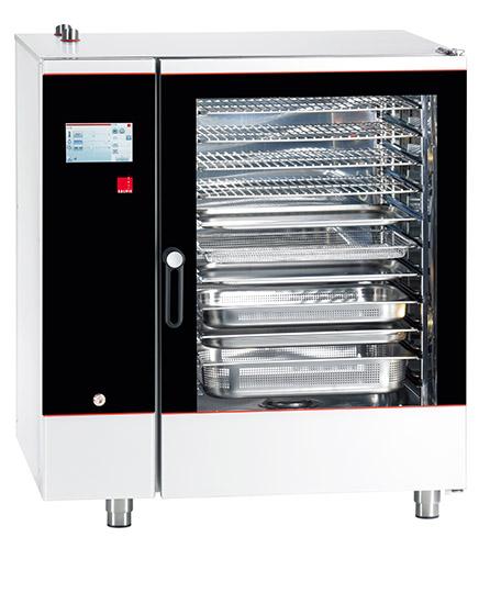 Combi-Steamer Salvis CucinaEVO 1011QT/1021QT