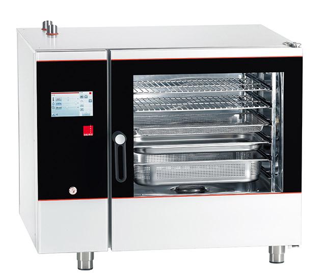 Combi-Steamer Salvis CucinaEVO 611QT/621QT
