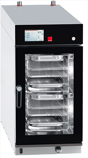 Combi-Steamer Salvis CucinaEVO 1011T