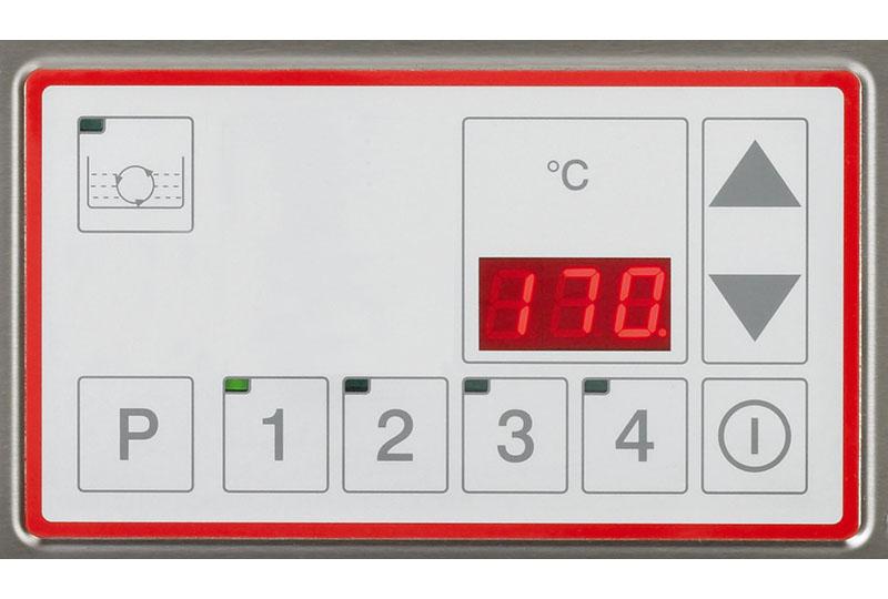Salvis-Fryline standard control system easy