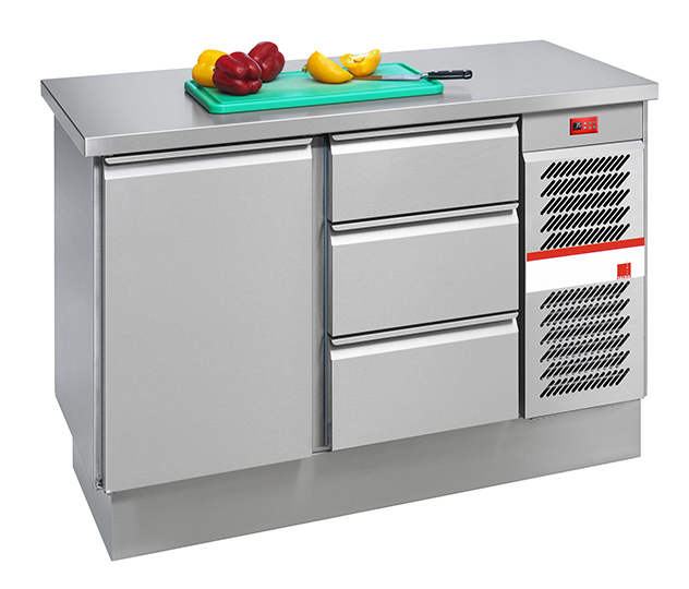Refrigeration furniture Salvis-Gastroline