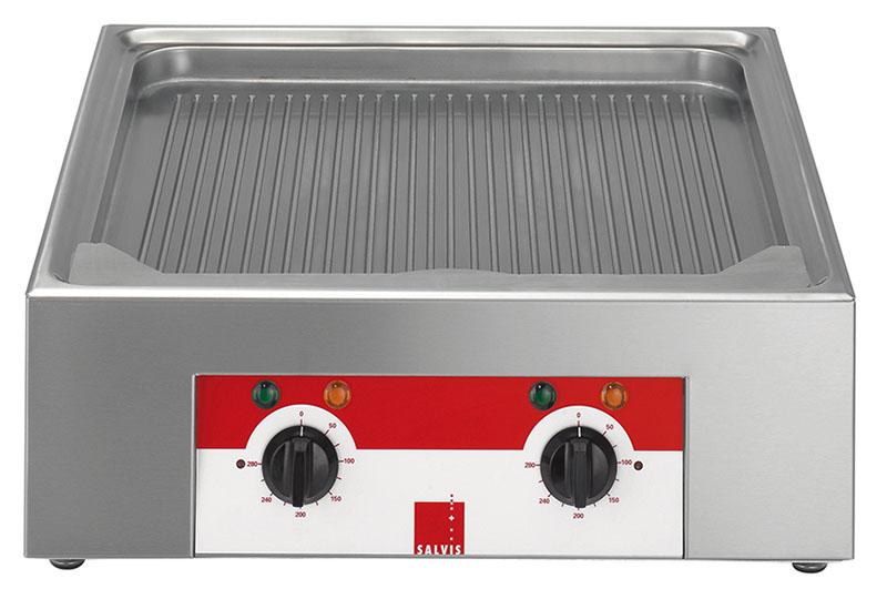 Salvis-Smartline plaque grill