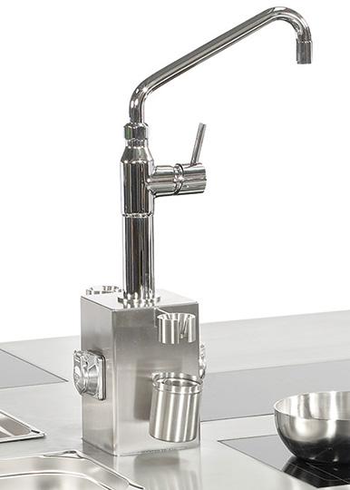 Salvis mixing tap